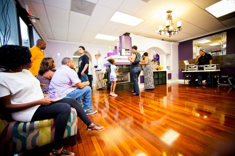 Natural Hair Salon In Sandy Springs