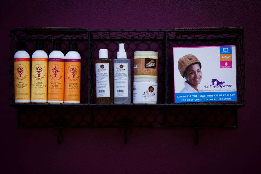 natural hair products in chicago