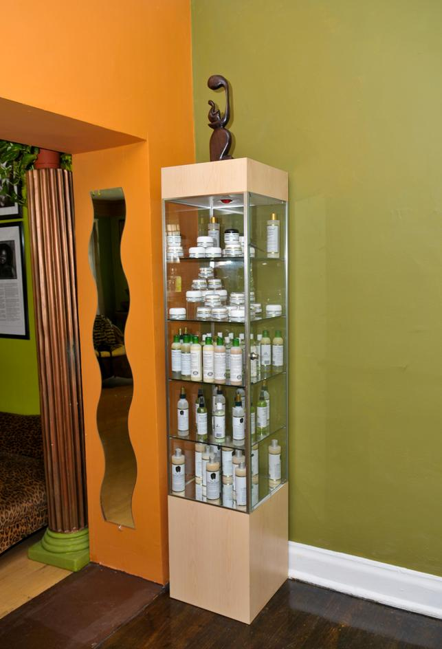 natural hair salons in downtown chicago