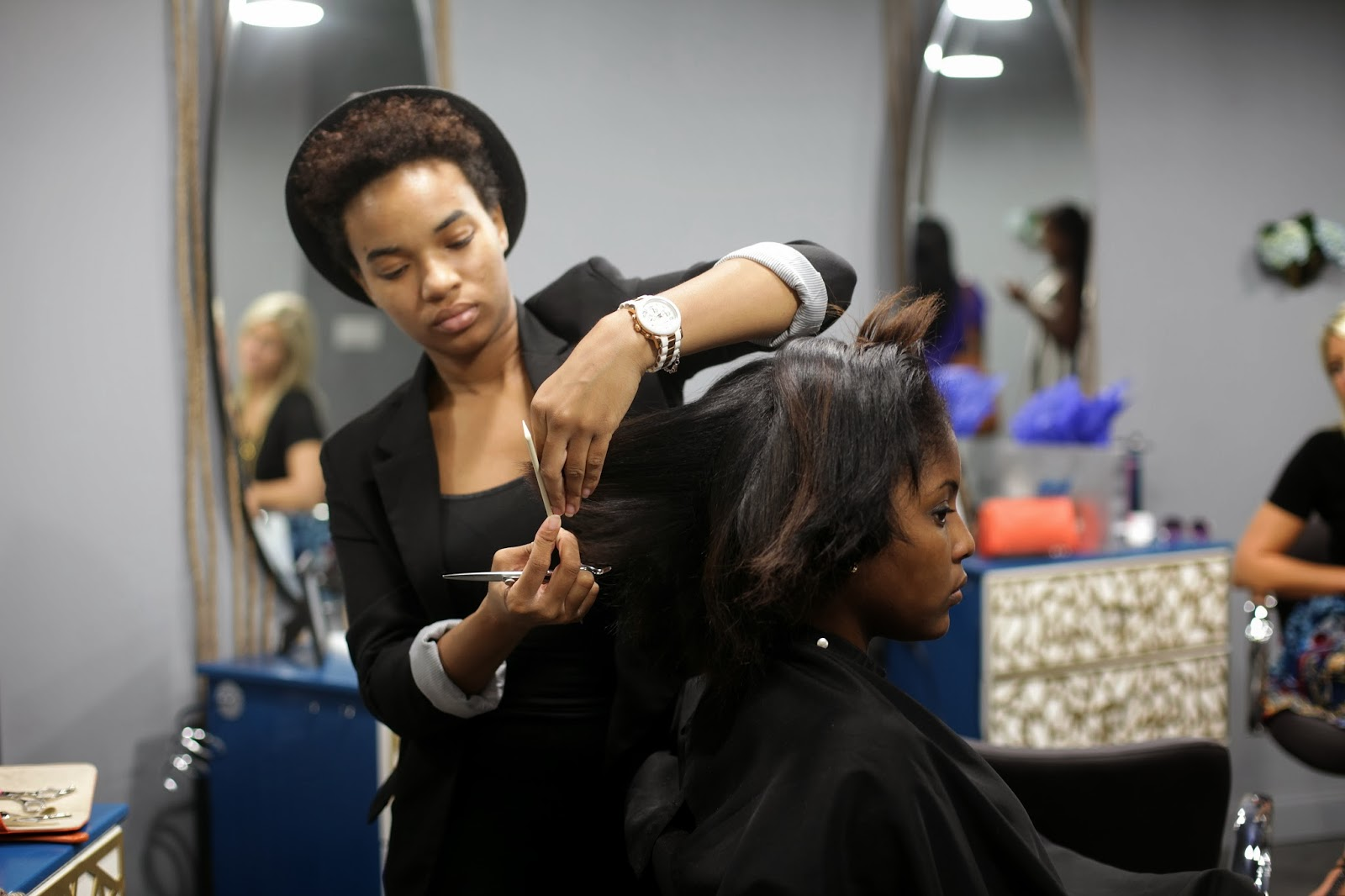 The Best Hair Salons In Atlanta Ga