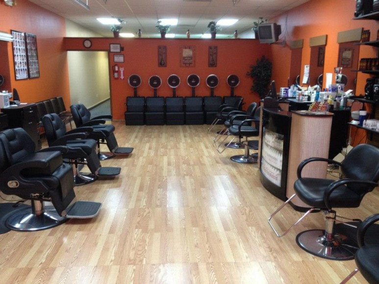 Loc D Up Natural Hair Salon Barber Shop