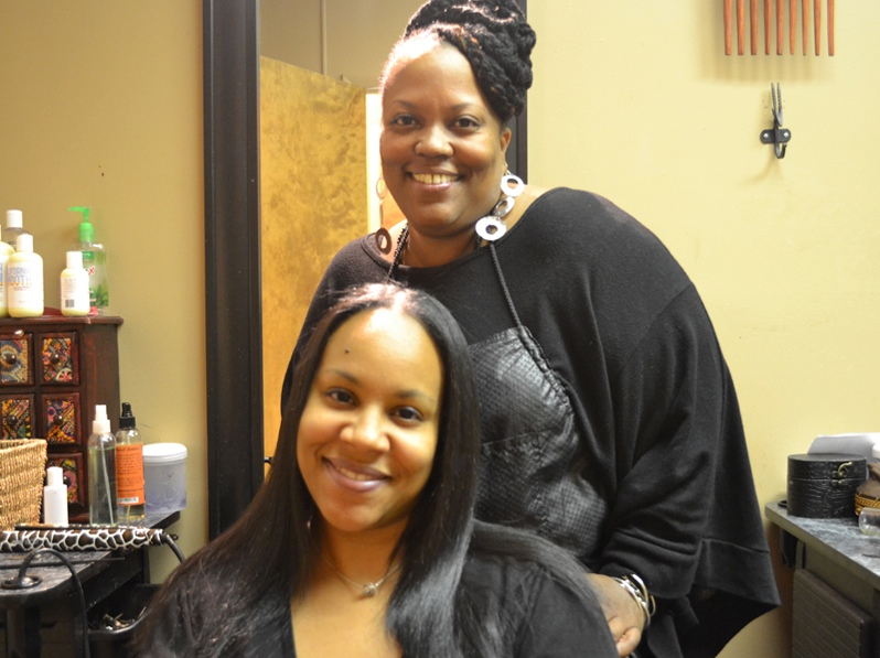 Natural Hair Care Salons In Richmond Va