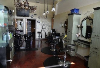natural hair salons in long beach