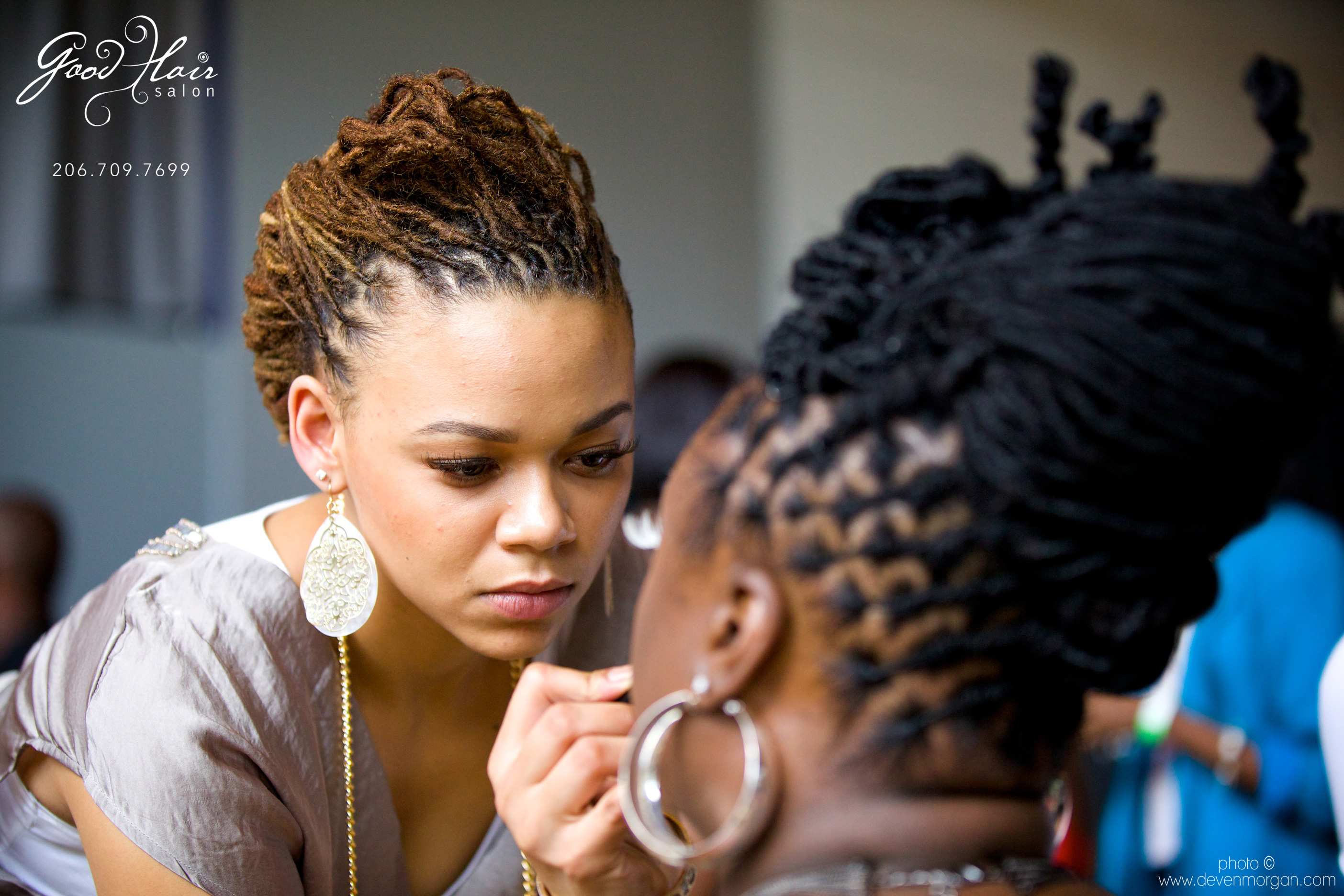 good hair salon is the leading natural hair care salon in seattle ...