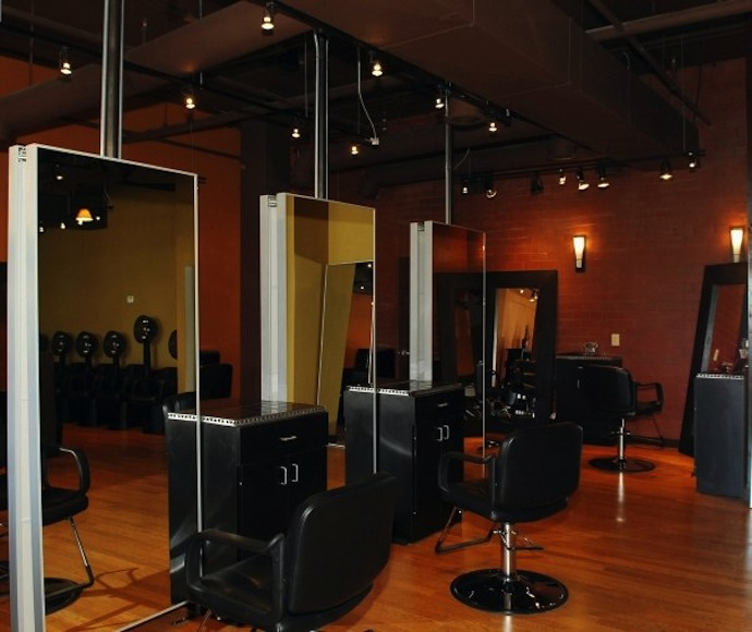 natural hair care salons in atlanta area