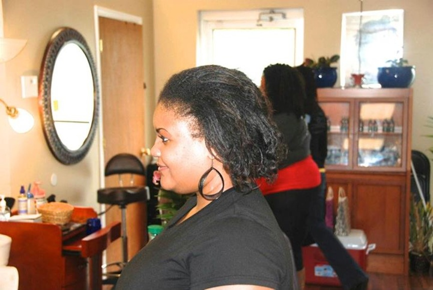 Natural hair in raleigh for 510 salon ink raleigh nc