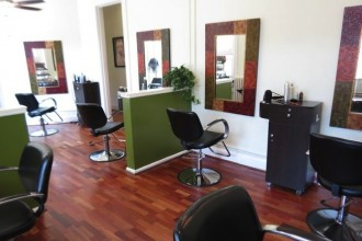 natural hair care salons in dc