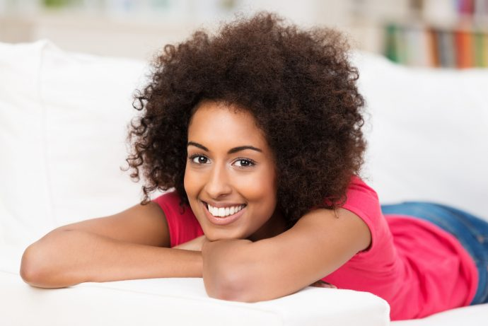 greenhouse method for natural hair