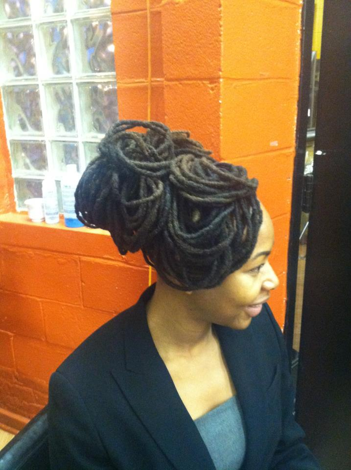 Natural Black Hair Care Salons In Chicago