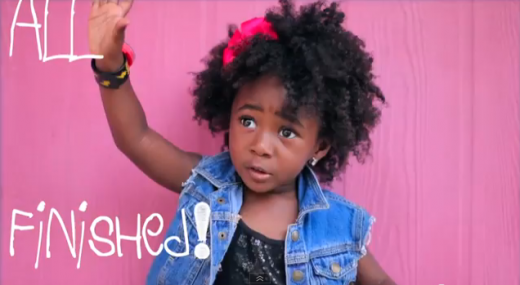 Kid\'s Edition: The Fluffy Twist Out | Curls Understood
