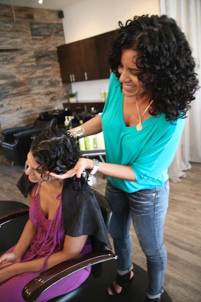 curly hair salon laguna beach ca