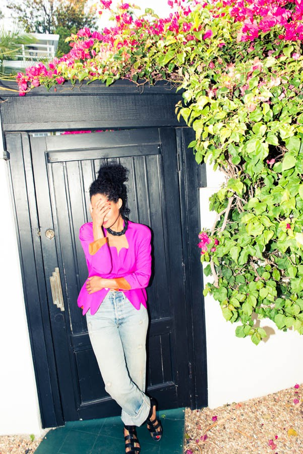 tracee ellis ross the coveteur