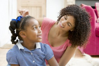 children's natural hair care