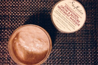 shea moisture strengthen grow and restore masque