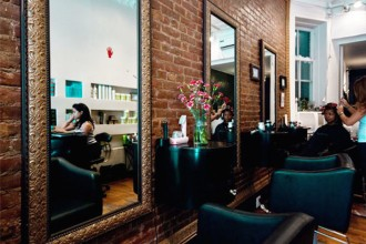 curly hair salons new york