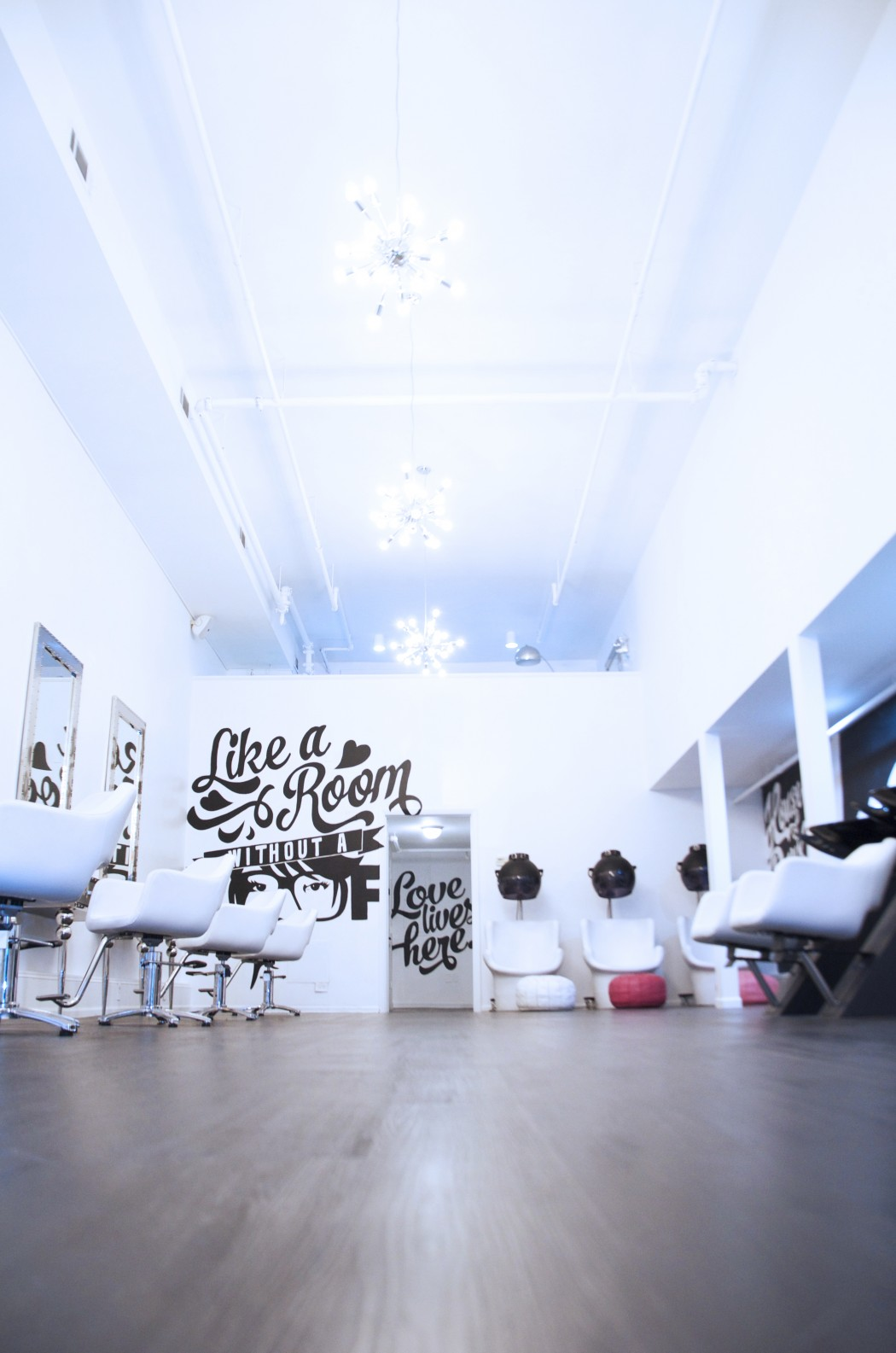 Maya Smith Hair Salon Dimeink The Ink Spot Dime Defined