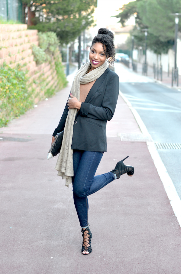 street style natural hair