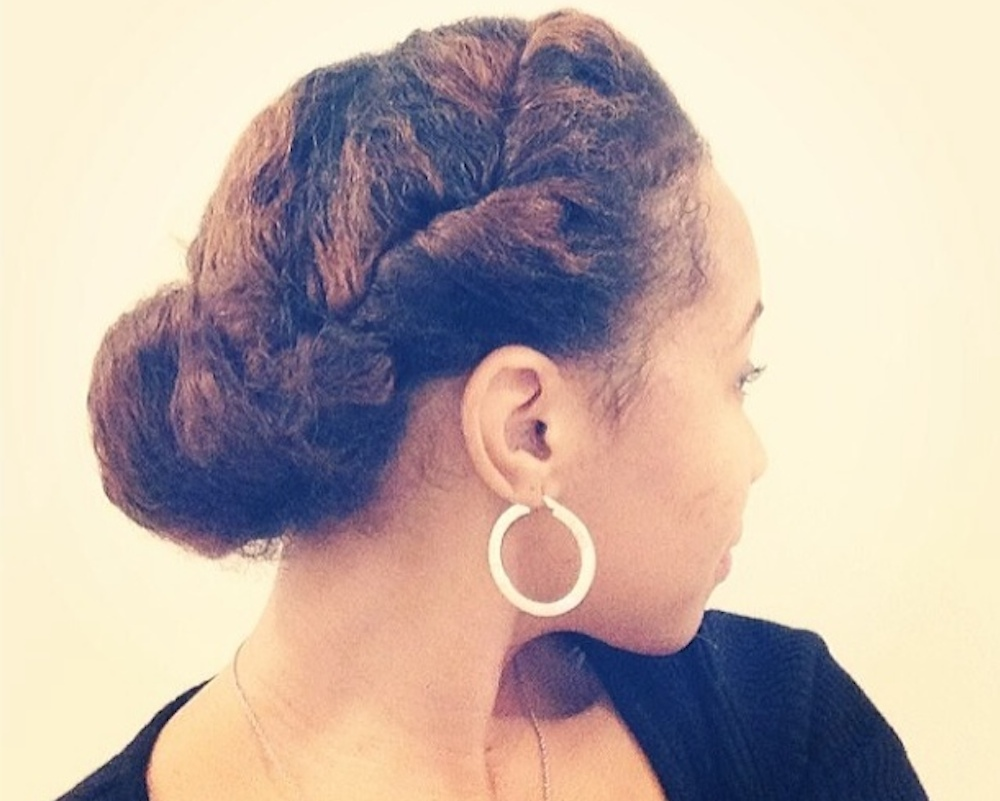 How To Protective Style For Winter Curls Understood