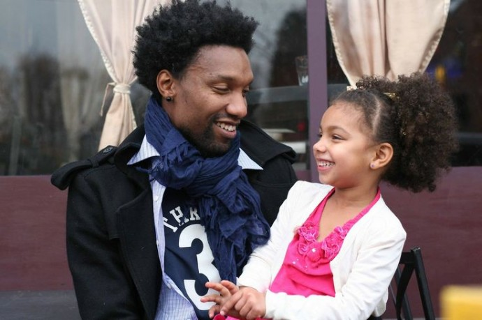 natural hair tips for fathers