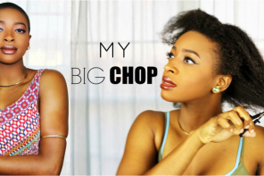 Big Chop Chronicles: Let Your Curls Go!