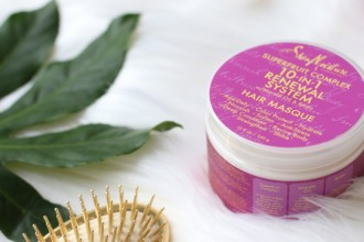 shea moisture 10 in 1 masque