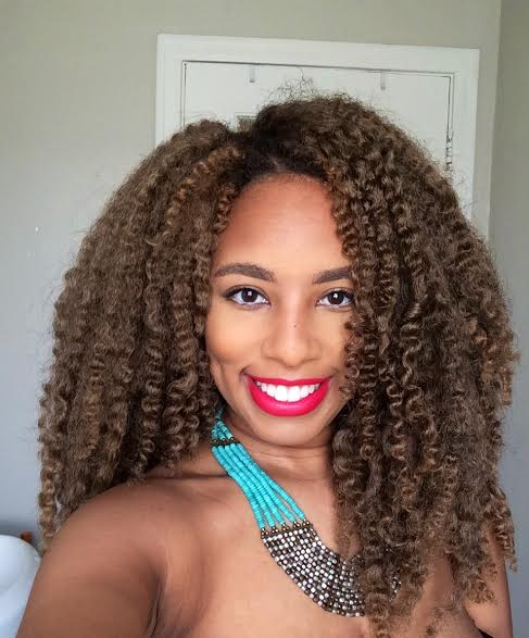 Crochet Braids Curly : crochet braids hair