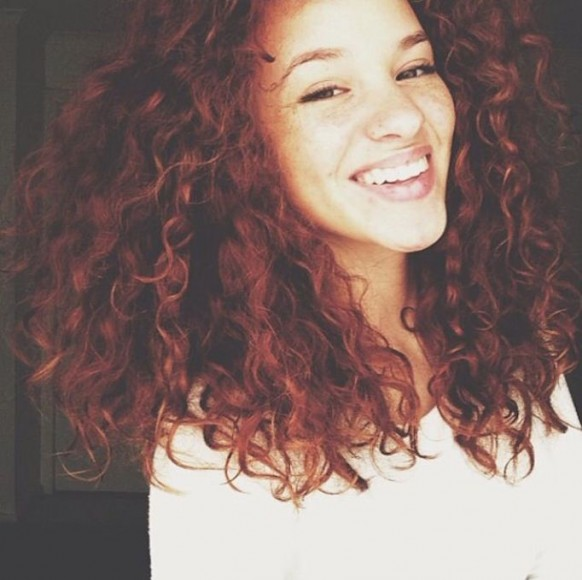 Hair Color Ideas For Curly Hair As The Amazing Curly Of