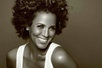 nicole ari parker natural hair