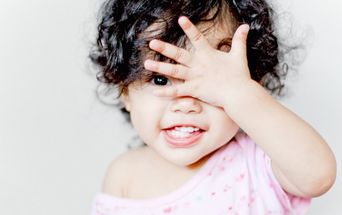 toddlers curly hair care