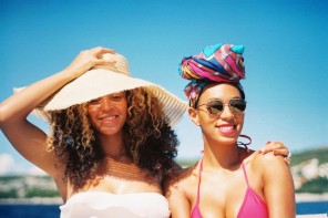 Curls On Fleek: Beach Vacation Protective Styles