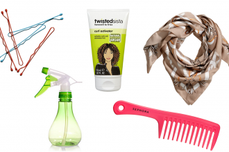 natural hair tools for beginners
