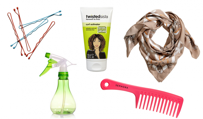 Natural Hair Styling Tools: 5 Hair Essentials For New Naturals