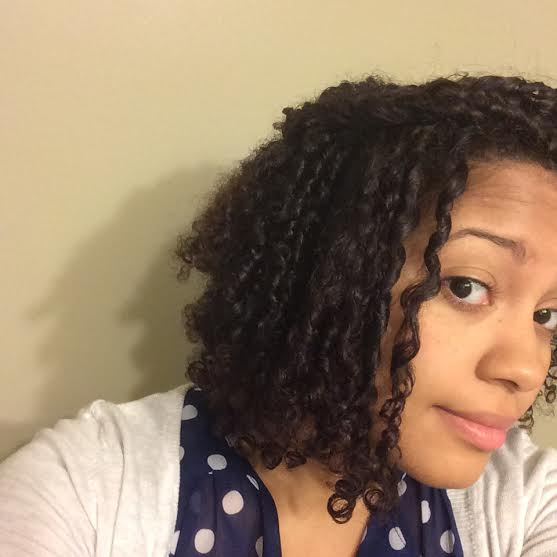 Curls Understood Finger Coils On Medium Length Hair 1