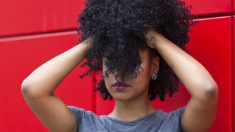 recover natural hair after protective style