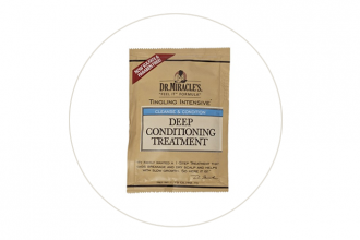 dr miracle's feel it formula deep conditioning treatment
