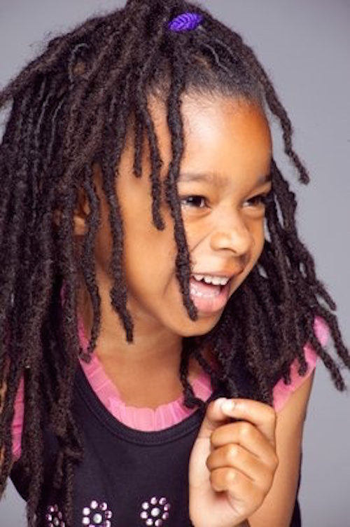 Hairstyles For Kids With Locs Curls Understood