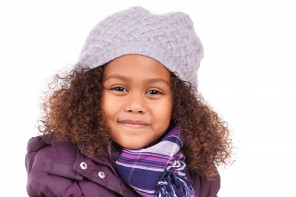 5 Ways to Protect Your Child's Curly Hair in Winter