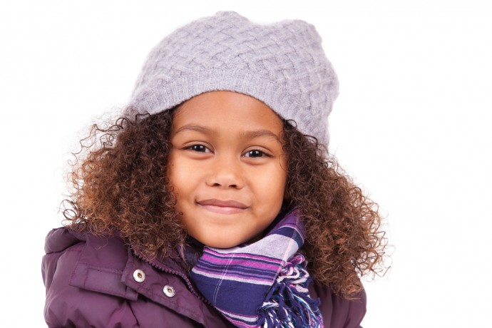 winter natural hair care tips for kids