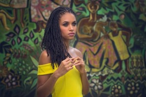Miss World Contestant, Sanneta Myrie, Makes History With Her Locs