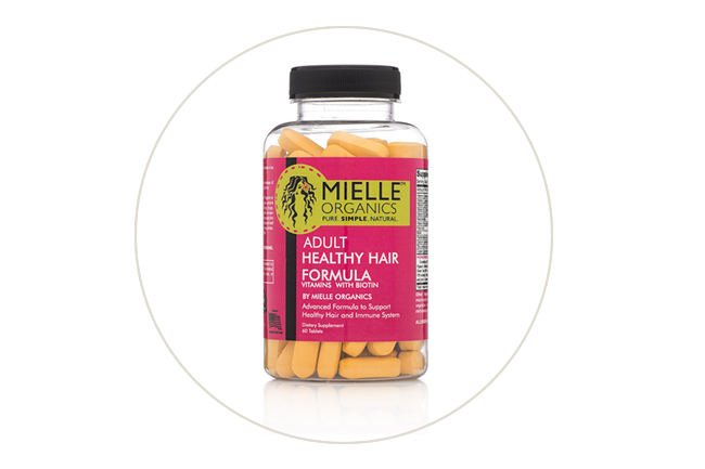 Mielle Organics Advanced Healthy Hair Formula
