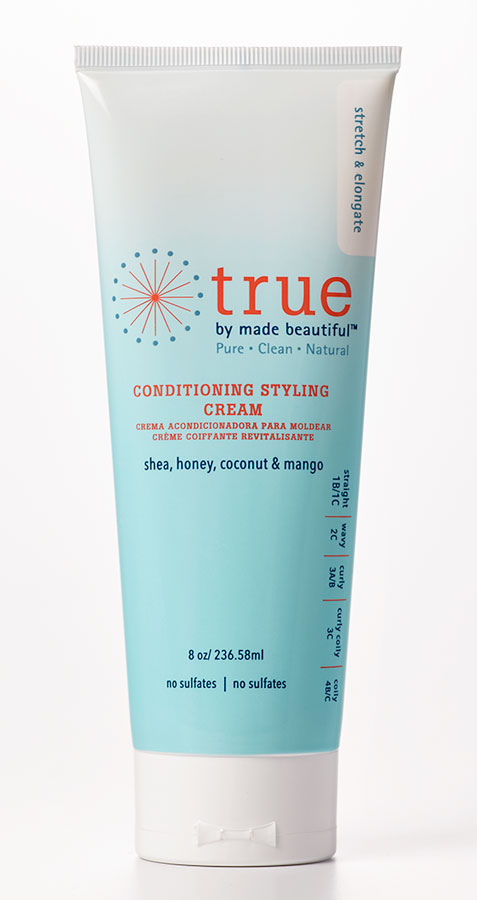 true by Made Beautiful Conditioning Styling Cream