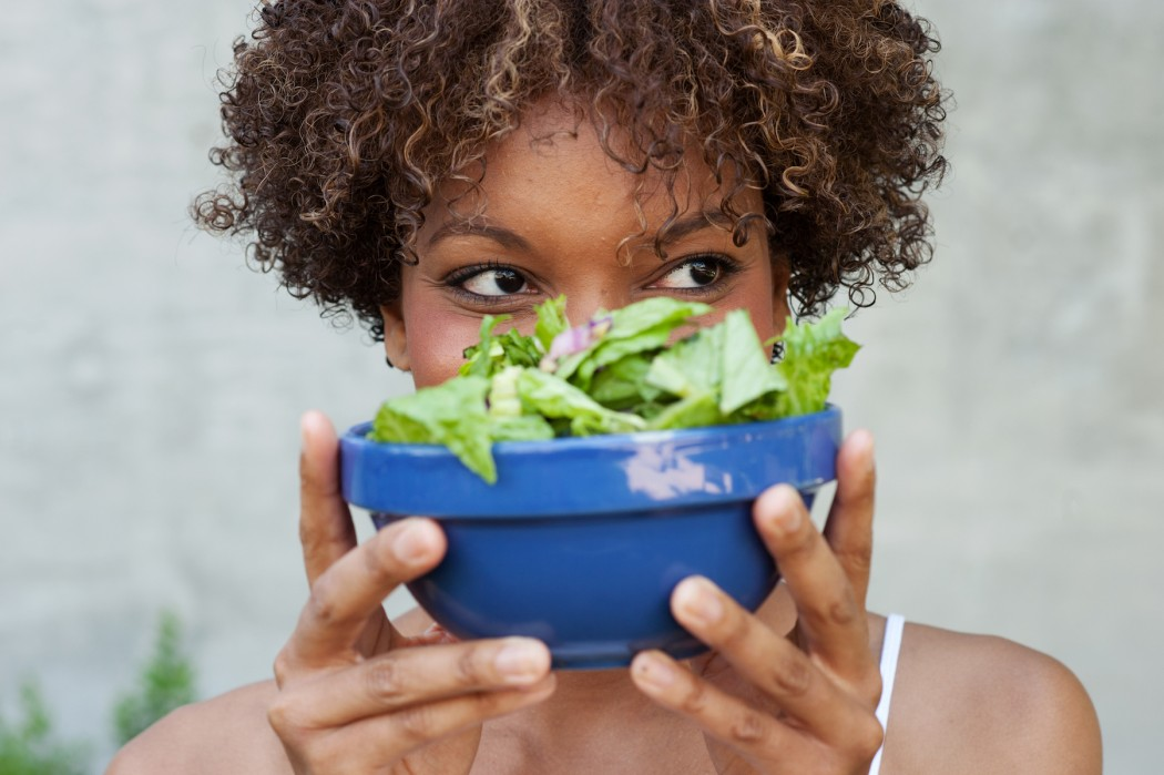 food to help natural hair growth