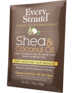Every Strand Shea And Coconut Oil Hair Masque Packette