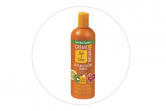 creme of nature kiwi citrus ultra moisturizing shampoo