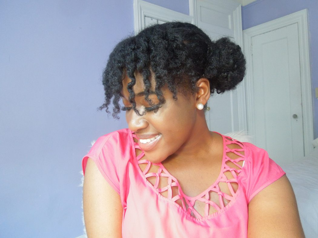 Summer proof hairstyles for natural hair