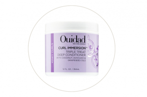 Ouidad: Curl Immersion Triple Treat Deep Conditioner