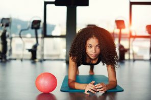 5 Sweat Free Workouts for Naturals