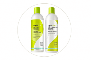 DevaCurl No-Poo & One Condition