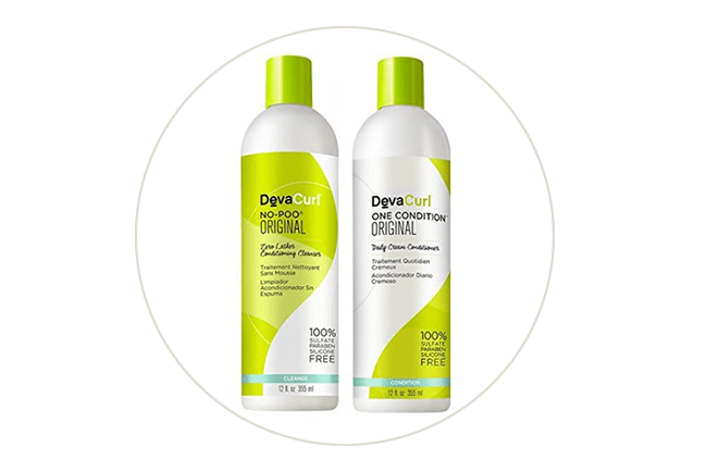 devacurl no-poo and one condition