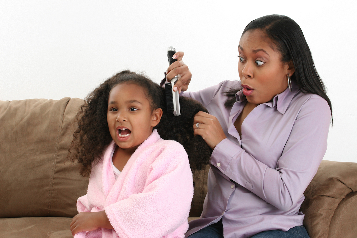 Natural Hair Styles Kids: 3 Hairstyles To Avoid On Your Toddler